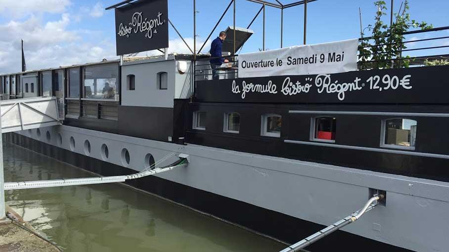 Restauration ces bordelais qui trouvent la bonne recette - Maison bassin a flot bordeaux perpignan ...