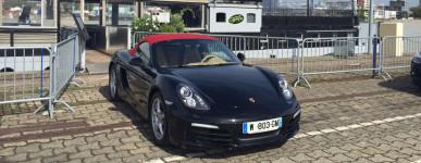 2015 - Le tirage au sort du jeu Porsche