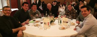 Bistro Régent a organisé sa 1ère convention nationale avec ses franchisés au Grand Hotel de Bordeaux