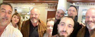 Philippe Etchebest a rendu visite aux équipes du Bistro Régent® de Périgueux