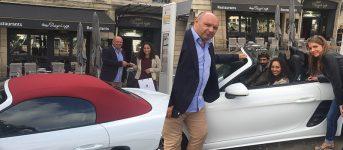 VIDEO : Les clés de notre Porsche Boxter ont bien été remises au vainqueur