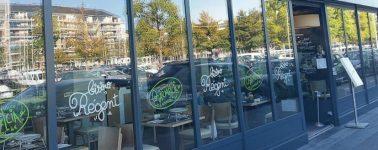 Bonne table à Caen : le Bristro Régent, quai Vendeuvre