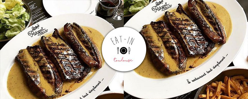 eat in toulouse bistro regent