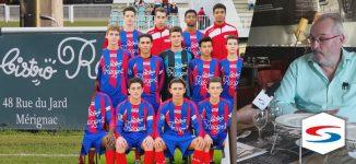 Le SAM Football présente le Bistro Régent de Mérignac