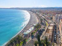 Enfin à Nice !