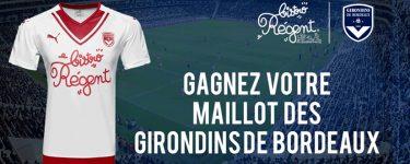 Gagnez votre maillot des Girondins !
