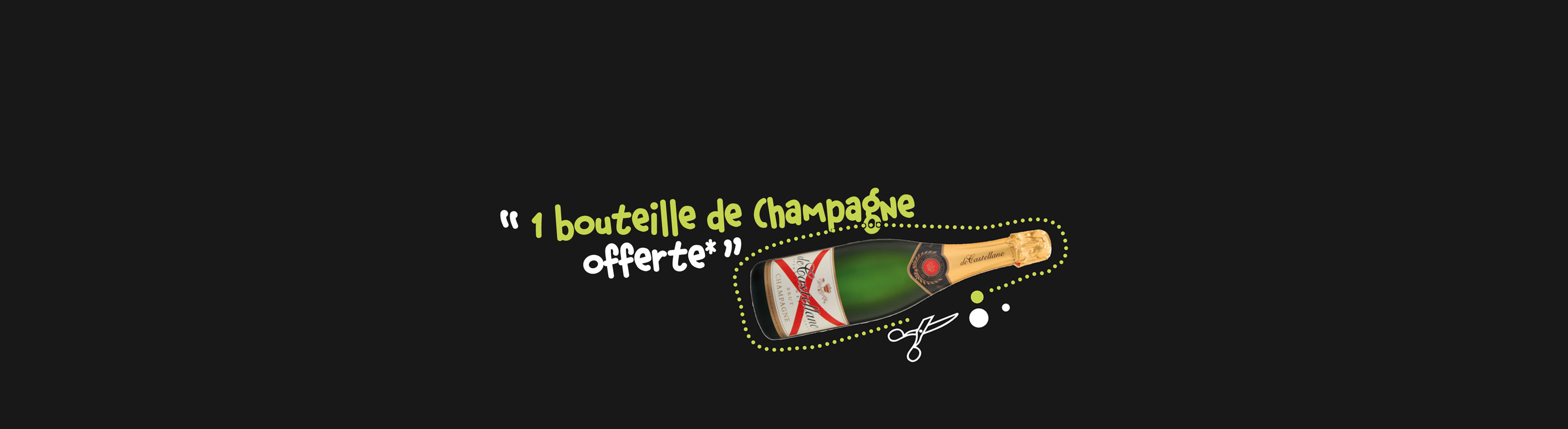 Restaurant Bistro Regent Votre Bouteille De Champagne Offerte