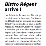 Orléans bistro